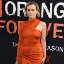 Taylor Schilling – 'Orange Is The New Black' Final Season Premiere in New York