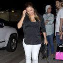 Eva Longoria – Arrives at Mr. Chow Restaurant in Beverly Hills