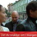 Morten Harket and Inez Anderson - 454 x 231