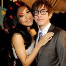 Naya Rivera and Kevin McHale - 300 x 400