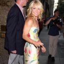 Kelly Ripa Leaving The NBC Studios, 2009-06-08