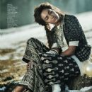 Rikee Chatterjee - Grazia Magazine Pictorial [India] (January 2015) - 454 x 570