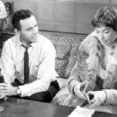 Shirley MacLaine and Jack Lemmon in The Apartment (1960)