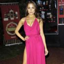 Olivia Culpo Old Spice Fresher Collection Launch In Nyc