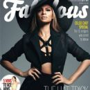 Alesha Dixon - Fabulous Magazine Cover [United Kingdom] (5 April 2015)