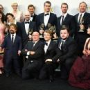 Game of Thrones Cast e Crew - September 20, 2015- 67th Annual Primetime Emmy Awards - Press Room