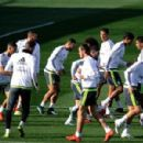 Real Madrid Training and Press Conference  November 20, 2015  Madrid, Spain