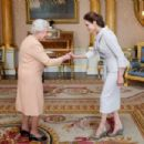 Angelina Jolie made an honorary dame by the Queen