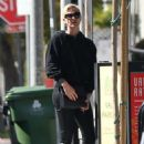 Charlize Theron – Leaving lunch at Sugarfish in Los Angeles