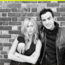 Jennifer Aniston and Justin Theroux shot by photographer Terry Richardson