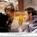 Bulma (Emmy Rossum) and Goku (Justin Chatwin) plot their next moves to retrieve the remaining Dragonballs, the mystical objects that together could control the fate of the universe. Photo credit: Martin Gavica.  ©2009 Twentieth Century Fox Film Corporatio