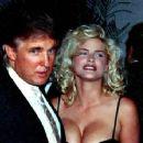 Anna Nicole Smith and Donald Trump