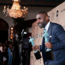 Idris Elba-January 30, 2016-The 22nd Annual Screen Actors Guild Awards - Backstage and Audience