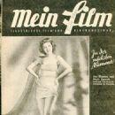 Martha Vickers - Mein Film Magazine Pictorial [Austria] (8 August 1947) - 454 x 643