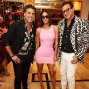 Kim Kardashian – Christie's x What Goes Around Comes Around 25th Anniversary Auction Preview in LA