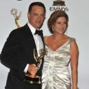 "Rita Wilson - ""Emmy Awards"" At Nokia Theatre In Los Angeles 09/21/08"