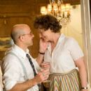 Stanley Tucci as 'Paul Child' and Meryl Streep as 'Julia Child' in Columbia Pictures' JULIE & JULIA.  Photo By: Jonathan Wenk. © 2009 Columbia Pictures Industries, Inc.  All rights reserved.