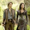 Craig Horner and Bridget Regan - 454 x 304
