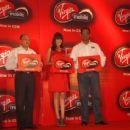 Genelia d souza new brand ambassador for Virgin mobile-Gallery