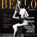 Vinessa Shaw Bello Magazine September 2014