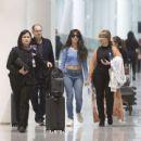 Camila Cabello – arrives at the Toronto airport - 454 x 439