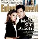 Dylan McDermott - Entertainment Weekly Magazine [United States] (25 September 1998)