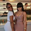 Blac Chyna at The Blac Chyna In Store at Blink Optical in Philadelphia, PA - May 30, 2015 - 250 x 376