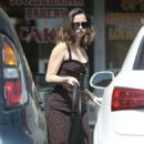 Ana de Armas in Summer Dress – Out in Beverly Hills