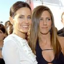 9th Annual Screen Actors Guild Awards - Courteney Cox and Jennifer Aniston (2003)