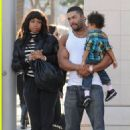 David Otunga and Jennifer Hudson - 454 x 683