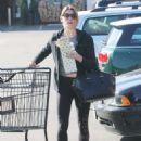 Ashley Greene – Shopping for some grocery in Beverly Hills - 454 x 588