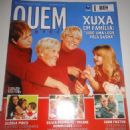 Xuxa - Quem Magazine Cover [Brazil] (11 May 2001)