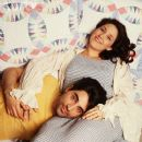Ricki Lake and Rob Sussman