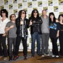 Comic-Con International 2015 - Scooby-Doo! and Kiss: Rock and Roll Mystery - 454 x 302