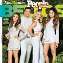 Alejandra Espinoza, Chayanne, Kate del Castillo, Eva Longoria - People en Espanol Magazine Cover [Mexico] (June 2015)