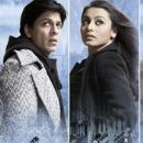 Shahrukh Khan and Rani Mukherjee