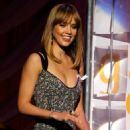 Jessica Alba Announces The Award For Oustanding Film Wide Release Onstage - The 20 Annual GLAAD Media Awards Held - NOKIA Theatre LA LIVE In Los Angeles, California 2009-04-18