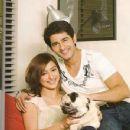 Hiten and Gauri Tejwani
