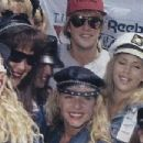 Jani Lane and Sherrie Rose