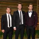Liam Hemsworth-March 2, 2014-2014 Vanity Fair Oscar Party