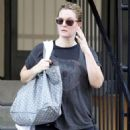 Drew Barrymore Out In Studio City