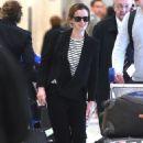 Emma Watson Jfk Airport In Nyc