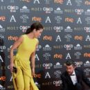 Toni Acosta- Goya Cinema Awards 2017 - Red Carpet - 399 x 600