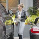 Heidi Klum – Shopping in Beverly Hills