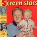 Van Johnson - Screen Stars Magazine Cover [United States] (October 1949)