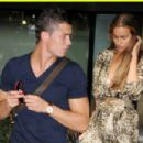 Cristiano Ronaldo & Irina Shayk: Let's Do Lunch!
