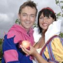 Stephen Mulhern and Emma Barton