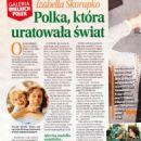 Izabella Scorupco - Relaks Magazine Pictorial [Poland] (April 2019) - 454 x 642