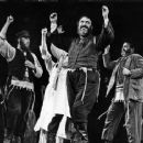 Fiddler On The Roof 1964 Broadway Cast Starring Zero Mostel - 454 x 365