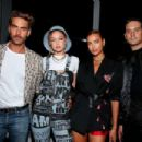 Irina Shayk and Gigi Hadid – Jeremy Scott show at New York Fashion Week 2019